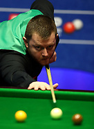 2018 Betfred Snooker World Championships - Day Seven - 27 April 2018