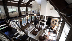 """Kevin Costner's stunning Aspen ranch, with a custom built baseball field, is now available to rent for a whopping $30,000 a night. The stunning home, which is described as """"mini-village"""", is comprised of three luxury properties spread over 160 acres of pristine Colorado countryside. Complete with its own baseball diamond, the stunning estate is the ultimate winter wonderland and ski season rental as it has its own sledding hill, ice skating rink, and three hot tubs. Now, for the very first time, the stunning property is available to rent throughout the holidays. Located minutes away from downtown Aspen, Colorado, the compound is an incredible luxury retreat, which features pristine landscaping, breathtaking views of the Continental Divide and can sleep up to 34 guests. The main residence comes with six bedrooms, which are spread over 5,800 square feet. It also comes with two stocked trout lakes, paddle boarding, kayaking, and a stunning hot tub with its own waterfall. Additional features of the property include a cross-country track, an event venue for entertaining, large outdoor kitchen with dining and fireplace, and riverfront beaches complete with fire pits. Dog sledding on the property is also available to book. 26 Nov 2018 Pictured: Kevin Costner's Colorado ranch. Photo credit: Mason Morse / MEGA TheMegaAgency.com +1 888 505 6342"""