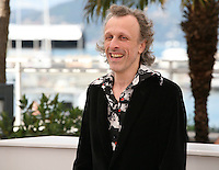 Actor Jan Bijvoet.at the Borgman film photocall at the Cannes Film Festival Sunday 19th May 2013