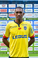Faneva Ima Andriatsima of Sochaux during the FC Sochaux photocall for the season 2017/2018 in Sochaux on September 20th 2017<br /> Photo : Philippe Le Brech / Icon Sport