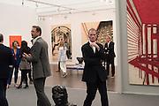 SIR NICHOLAS SEROTA, Frieze Masters 2016, Regent's Park. London,