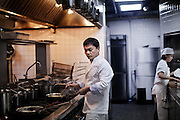 El Bulli-Trained Chef Ian Kittichai Brings Nose-to-Tail Dining to Thailand at Mr. Smith Restaurant Bangkok © Giulio Di Sturco