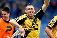 Onderwerp/Subject: NAC Breda - Eredivisie<br /> Reklame:  <br /> Club/Team/Country: <br /> Seizoen/Season: 2012/2013<br /> FOTO/PHOTO: Kenny VAN DER WEG (C) of NAC Breda celebrating the victory ( 4 - 0 ). (Photo by PICS UNITED)<br /> <br /> Trefwoorden/Keywords: <br /> #02 $94 &plusmn;1355238527106<br /> Photo- &amp; Copyrights &copy; PICS UNITED <br /> P.O. Box 7164 - 5605 BE  EINDHOVEN (THE NETHERLANDS) <br /> Phone +31 (0)40 296 28 00 <br /> Fax +31 (0) 40 248 47 43 <br /> http://www.pics-united.com <br /> e-mail : sales@pics-united.com (If you would like to raise any issues regarding any aspects of products / service of PICS UNITED) or <br /> e-mail : sales@pics-united.com   <br /> <br /> ATTENTIE: <br /> Publicatie ook bij aanbieding door derden is slechts toegestaan na verkregen toestemming van Pics United. <br /> VOLLEDIGE NAAMSVERMELDING IS VERPLICHT! (&copy; PICS UNITED/Naam Fotograaf, zie veld 4 van de bestandsinfo 'credits') <br /> ATTENTION:  <br /> &copy; Pics United. Reproduction/publication of this photo by any parties is only permitted after authorisation is sought and obtained from  PICS UNITED- THE NETHERLANDS