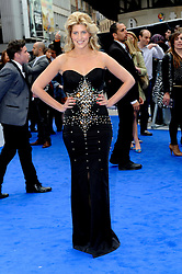 Francesca Hull arrives for the Men in Black 3 - UK film premiere, London, Wednesday May 16, 2012. Chris Joseph/i-Images