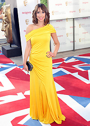 Alex Jones arriving at the British Academy Television Awards in London, Sunday , 27th May 2012.  Photo by: Stephen Lock / i-Images