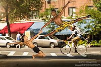 Dance As Art The New York Photography Project West Village Series with Kevin Tate and Leo Hishikawa