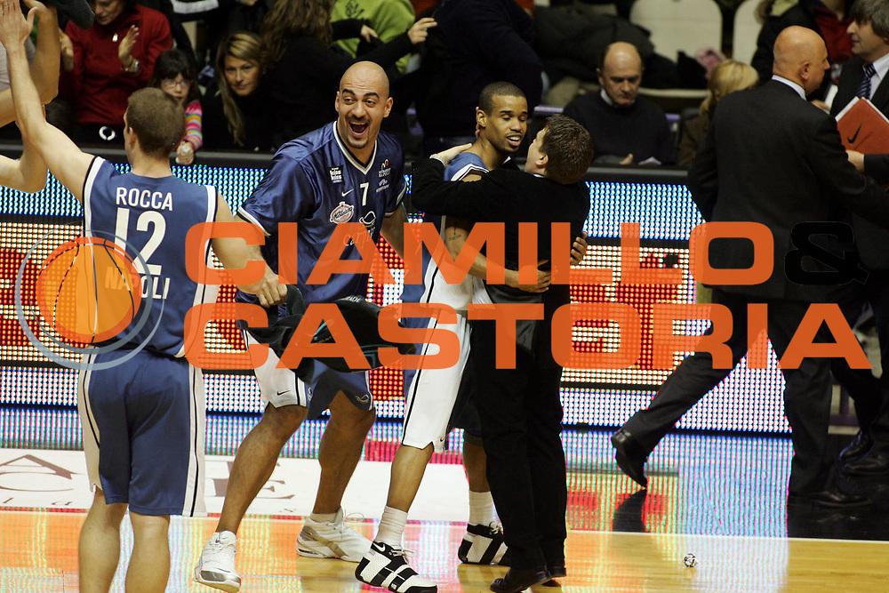 DESCRIZIONE : Bologna Lega A1 2005-06 Caffe Maxim Virtus Bologna Carpisa Napoli <br /> GIOCATORE : Morena Greer Betti <br /> SQUADRA : Carpisa Napoli <br /> EVENTO : Campionato Lega A1 2005-2006 <br /> GARA : Caffe Maxim Virtus Bologna Carpisa Napoli <br /> DATA : 22/01/2006 <br /> CATEGORIA : Esultanza <br /> SPORT : Pallacanestro <br /> AUTORE : Agenzia Ciamillo-Castoria/G.Ciamillo