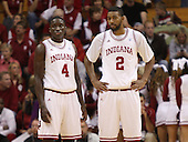 Indiana vs University of Indianapolis - 2011