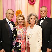 Dr. James and Dr. Nanci Bobrow, Kim and  Peter Wazlawek