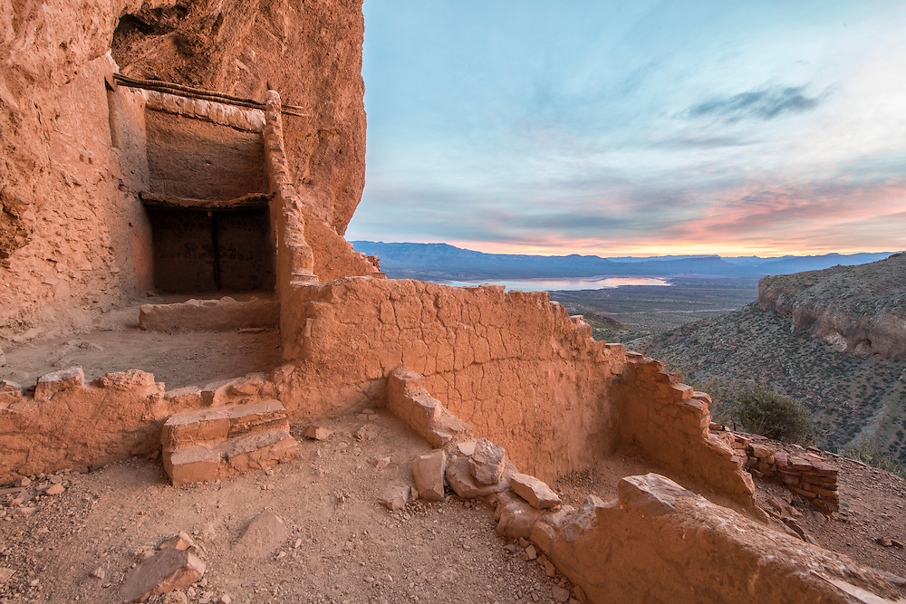 Tonto National monument, Salado Indian Ruin