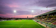 MALTA, La Valletta, voetbal, seizoen 2015-2016, 4-1-2016, winterstop, training PSV,  Hibernians Stadium, overzicht trainingscomplex, veld, stadion.