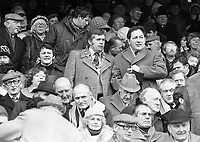 Ireland V England at Lansdowne Road, Dublin, 05/02/1979 (Part of the Independent Newspapers Ireland/NLI Collection).