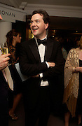 M.P.  George  Osborne ( Shadow Chancellor)  . The Grosvenor House Art and Antiques Fair charity Gala evening in aid of the NSPCC. 16 June2005. ONE TIME USE ONLY - DO NOT ARCHIVE  © Copyright Photograph by Dafydd Jones 66 Stockwell Park Rd. London SW9 0DA Tel 020 7733 0108 www.dafjones.com