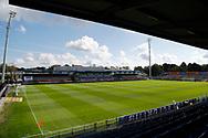 FODBOLD: Lyngby Stadion før kampen i ALKA Superligaen mellem Lyngby Boldklub og FC Helsingør den 10. september 2017 på Lyngby Stadion. Foto: Claus Birch
