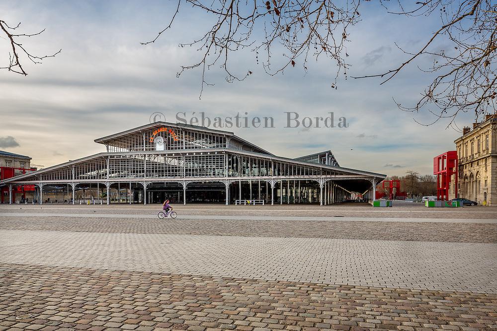 La Grande Halle, parc de la Villette// La Grande Halle, La Villette park