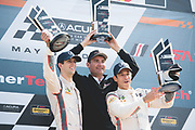May 4-6 2018: IMSA Weathertech Mid Ohio. 7 Acura Team Penske, Acura DPi, Helio Castroneves, Ricky Taylor