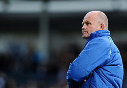 Bristol Rugby Director of Rugby Andy Robinson  - Photo mandatory by-line: Joe Meredith/JMP - Mobile: 07966 386802 - 27/05/2015 - SPORT - Rugby - Worcester - Sixways Stadium - Worcester Warriors v Bristol Rugby - Greene King IPA Championship