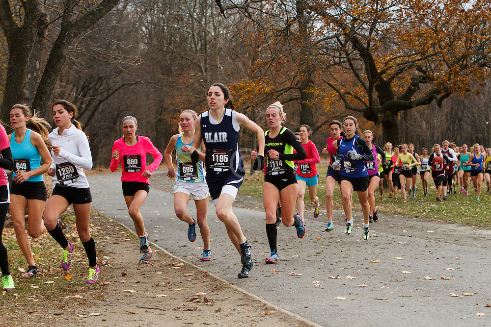 Foot Locker Cross Country Northeast Regional Championship race