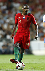 September 10, 2018 - Lisbon, Portugal - Portugal v Italy - UEFA Nations League.William Carvalho of Portugal at Estadio da Luz in Lisbon, Portugal on September 10, 2018. (Credit Image: © Matteo Ciambelli/NurPhoto/ZUMA Press)