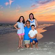 Rocha Family Beach Photos