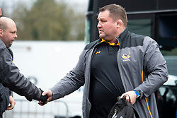 Wasps Director of Rugby Dai Young - Mandatory by-line: Alex James/JMP - 25/01/2020 - RUGBY - Sixways Stadium - Worcester, England - Worcester Warriors v Wasps - Gallagher Premiership Rugby