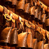 Cloches dans un restaurant traditionnel de Zakopane
