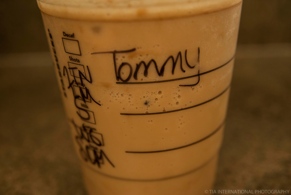 SEPTEMBER 17th:  The Name I Give to Any Barista, Waiter, or Waitress