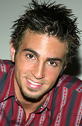 Oct 22, 2003; Hollywood, CA, USA; Dancer/Choreographer WADE ROBSON at Mattel's 'Scene It?' Board Game Gala benefitting the Elizabeth Glaser Pediatric AIDS Foundation held at the Historic Max Factor Museum in Hollywood..  (Credit Image: Rena Durham/ZUMAPRESS.com)