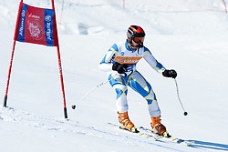 KUZMIN Dmytro, UKR, Giant Slalom, 2013 IPC Alpine Skiing World Championships, La Molina, Spain