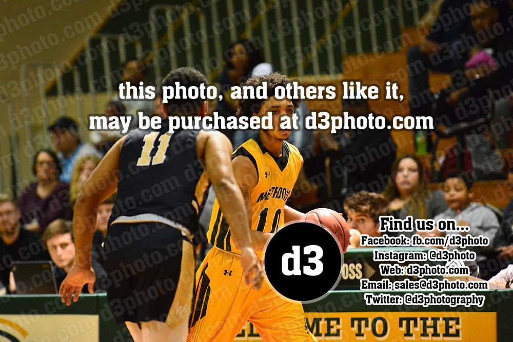 Men's Basketball: Methodist University Monarchs vs. North Carolina Wesleyan College Bishops