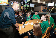 OKC Energy FC SSH Event at Buffalo Wild Wings - 2/3/2017