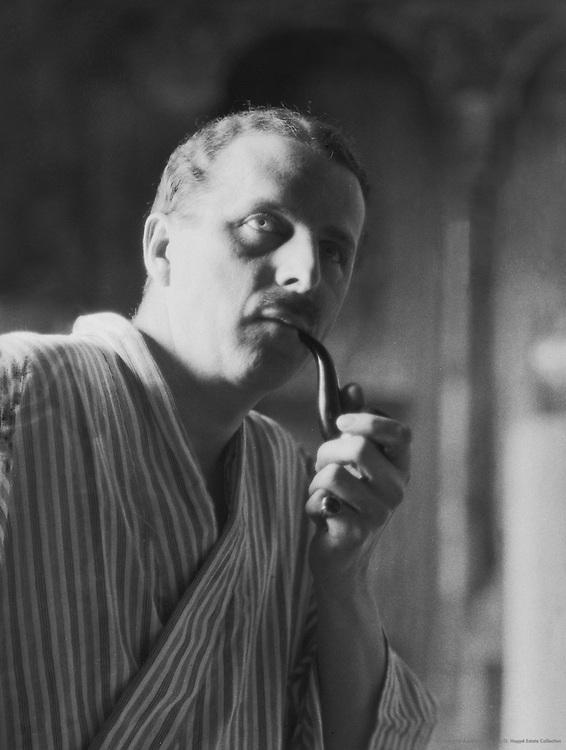 ArthUr Davison Ficke, American Poet, 1927