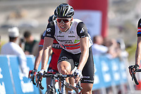 Arrival, BOASSON HAGEN Edvald (NOR) Dimension Data, during the 7th Tour of Oman 2016, Stage 1, Oman Exhibition Center - Al Bustan (145,5Km), on February 16, 2016 - Photo Tim de Waele / DPPI