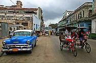 Street in Havana Centro, Cuba.