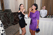 SOFIA HAYAT; ILDA DIVICO; , The 30th London CriticsÕ Circle Film Awards, held in aid of the NPSCC at the Landmark London Hotel. 18 February 2010.<br />