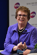 Billie Jean King for WSJ and WTA