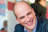 Nederland, Den Bosch, 20141101.<br /> Portrettenreeks van Diederik Samsom.<br /> Diederik Samsom is de fractievoorzitter van de PvdA<br /> <br /> Netherlands, Den Bosch, 20141101.<br /> Portraits Series Diederik Samsom. <br /> Diederik Samsom is the leader of the Labour Party