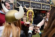 20181201/ Nicolas Celaya - adhocFOTOS/ URUGUAY/ MONTEVIDEO/ VELODROMO/ &ldquo;Beer Fest 4&rdquo; festival de cerveza artesanal nacional en el Velodromo, Montevideo.<br /> En la foto: &ldquo;Beer Fest 4&rdquo; festival de cerveza artesanal nacional en el Velodromo, Montevideo. Foto: Nicol&aacute;s Celaya /adhocFOTOS