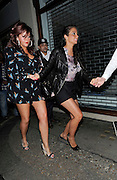 21.JANUARY.2012. LONDON<br /> <br /> TULISA CONTOSTAVLOS ON A NIGHT OUT IN LONDON. EARLIER TULISA WAS AT THE MADDOX CLUB AND ARRIVED AT THE MOVIDA NIGHTCLUB IN LONDON<br /> <br /> BYLINE: EDBIMAGEARCHIVE.COM<br /> <br /> *THIS IMAGE IS STRICTLY FOR UK NEWSPAPERS AND MAGAZINES ONLY*<br /> *FOR WORLD WIDE SALES AND WEB USE PLEASE CONTACT EDBIMAGEARCHIVE - 0208 954 5968*