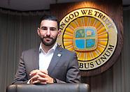 Hawthorne Councilman Haidar Awad