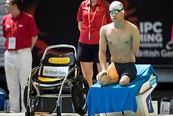 AYDIN Muhammed Ali TUR at 2015 IPC Swimming World Championships -  Men's 50m Freestyle S6