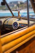 Woodie Classic Car