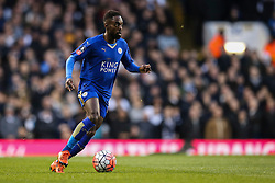 Nathan Dyer of Leicester City in action - Mandatory byline: Jason Brown/JMP - 07966386802 - 10/01/2016 - FOOTBALL - White Hart Lane - London, England - Tottenham v Leicester City - The Emirates FA Cup