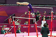 2012 Olympics USA Women's uneven bars routine.