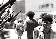 BLACK PANTHER PARTY struggle against racism 1969