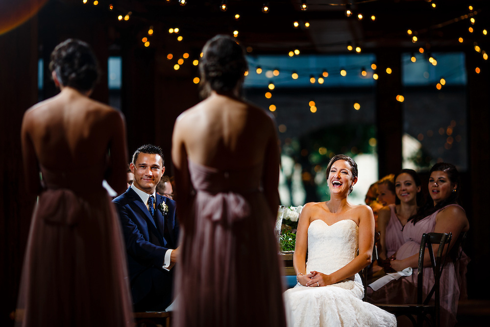 Jen and Jeremy are married in Chicago, July 16, 2016. Photo by Justin Edmonds