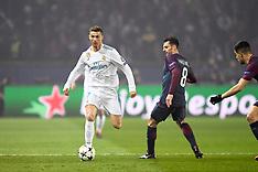 Paris SG vs Real Madrid - 06 March 2018