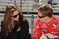 Ryan Briscoe, Nicole Manske, Indy Car Series