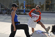 CUPE local 1393 strike against the University of Windsor, Day 11.