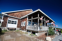 Main building of the Nashoba Valley Winery, Massachusetts, United States of America